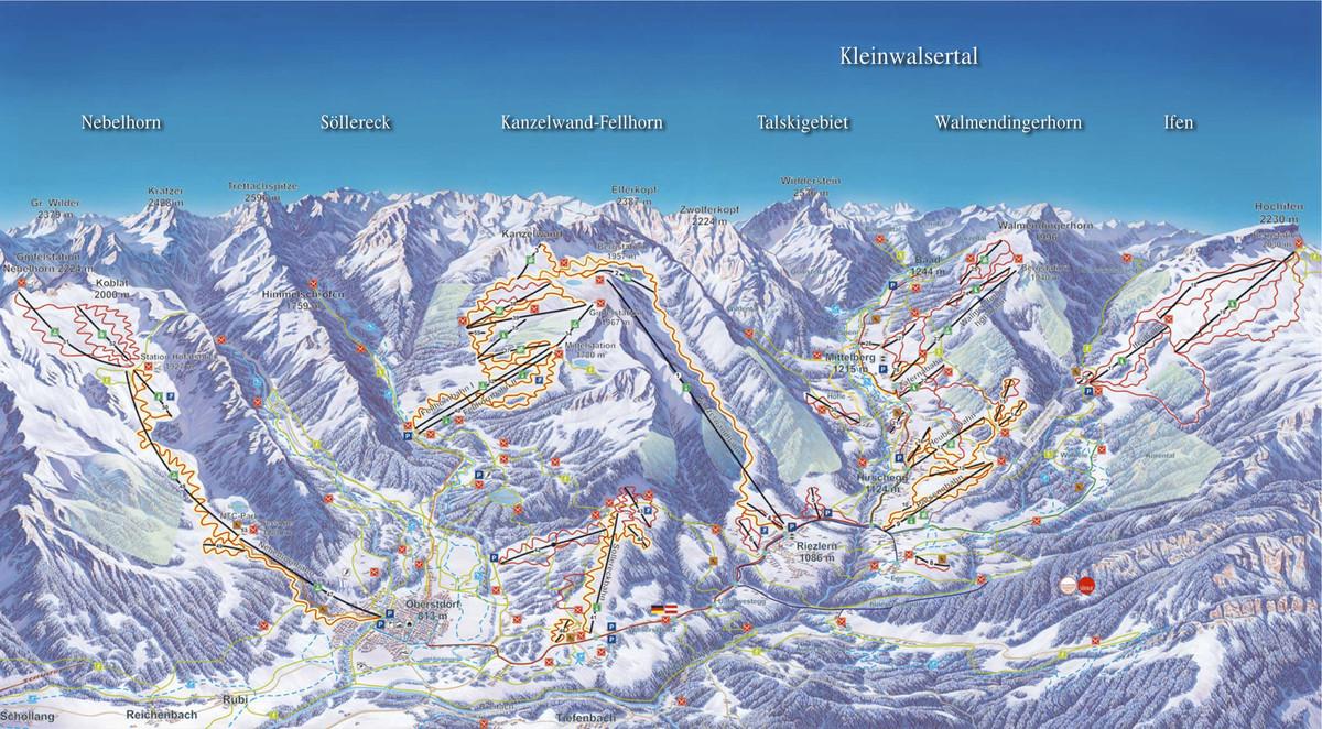 Kleinwalsertal Oberstdorf Christelijke Vakantieparken En